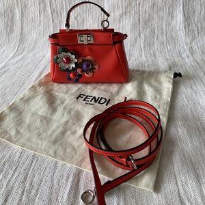 Fendi Micro Peekaboo